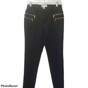 Michael Kors Black Stretch Pants